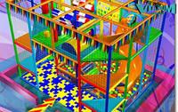 Детский игровой лабиринт - Вилладжио