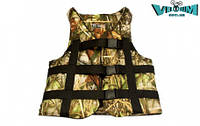 Жилет страховочный Bark камуфляж (30-50 кг.), art: BK-118