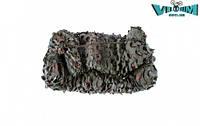 Маскировочная сетка 2,3кг волна 60*60 CM-006