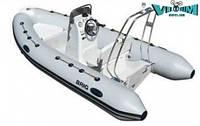 Моторная лодка Brig Falcon Riders: пластиковое дно, art: BR-F400DX