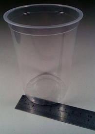 Стакан поліпропіленовий SL95123 V=500 мл (50 шт)