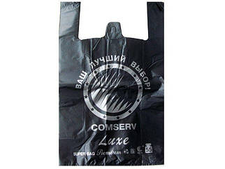 Пакет-майка 34см 55см БМВ Сomserv Люкс (100 шт)