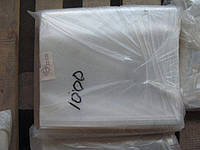 Пакет прозрачный с липкой лентой 11см 16см 25мк (1000шт)