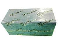Бумажное полотенце Z/Zсинее 200 листов Каховинка