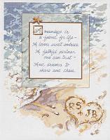 """Набор для вышивания крестом """"A Marriage Is...//Брак это..."""" Janlynn • 023-0564"""