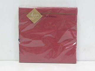 Салфетка (ЗЗхЗЗ, 20шт) Luxy Бардо  (3-5) (1 пач)