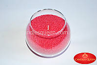 Стеарин цвет French rose 500 г. Для создания насыпных свечей и литых, фото 1