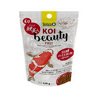 Tetra Koi Beauty First основной корм для молодых карпов кои, 150г