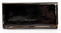 Женский  кошелек  клатч портмоне Vandream черный