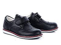 Туфли №033 black мат (30-35 р.)