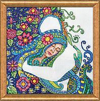 """Набор для вышивания крестом """"The Embrace//Обьятия"""" Design Works • dw2934"""