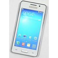 """Китайский самсунг копия Samsung Note 3 экран 4.0"""" 1 sim, чехол в подарок - бюджетный телефон недорого дешево!"""