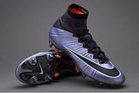 Бутсы футбольные Nike Mercurial Superfly SG-PRO (арт. 641860-580)