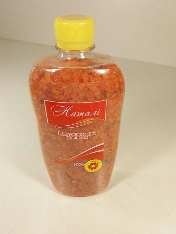 """Соль морская """"Натали"""" чайная роа  в бут 0,7 кг (1 шт)"""