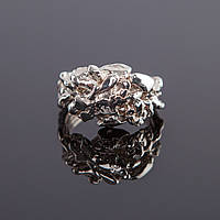 Мужское серебреное кольцо головоломка от Wickerring