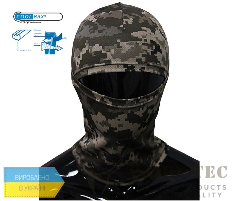 Балаклава CoolMax Camo-Tec - MM14