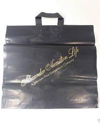 """Пакет с петлевой ручкой """"Хамельтон"""" 46см 44см 65мк Кривой рог (50 шт)"""