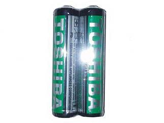 Батарейка Тoshiba ААА R3 солевые (2 шт)