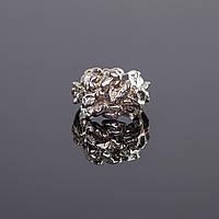 Серебряное женское кольцо головоломка от Wickerring