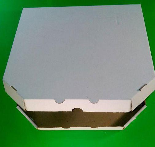 Коробка для піци 26см (100 шт)
