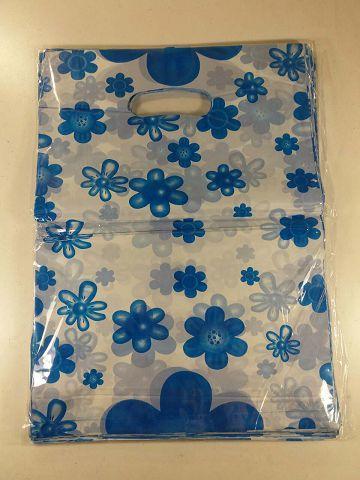 Пакет с прорезной ручкой 25см 35см №11 (100шт)