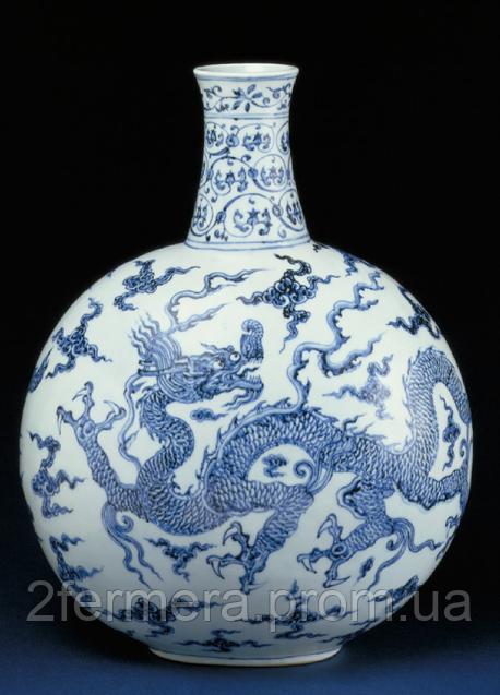 Древняя ваза