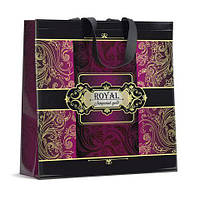 Хозяйственная сумка цветная 40см 40см Роял (10 шт)
