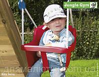 JungleGym Детское сиденье Baby Swing с канатом