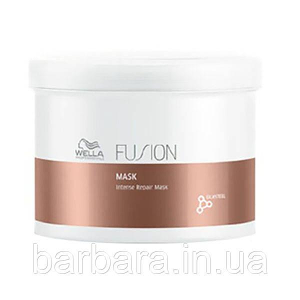 Восстанавливающая маска для волос FUSION Wella 500 мл