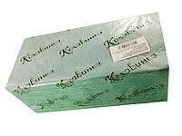 Бумажное полотенце Z/Zзеленое(200 листов) Каховинка (1 пач)