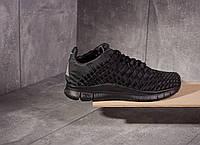 Кроссовки Nike Free Run Inneva Woven Black (ЧЕРНЫЕ)
