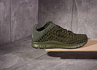 Кроссовки Nike Free Run Inneva Woven GREAN (ЗЕЛЕНЫЕ)