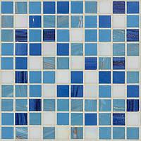 Синяя мозаика с авантюрином D-Core DC-10