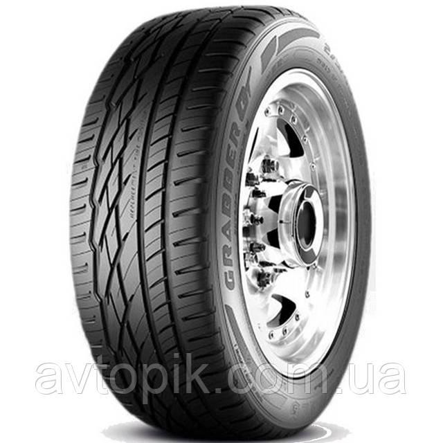 Летние шины General Tire Grabber GT 235/60 ZR18 107W XL