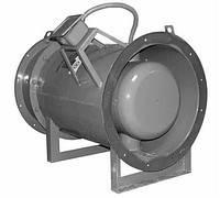 Осевые вентиляторы дымоудаления ВОД-ДУ 050