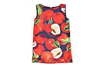 Платье детское «Яблочный сад », фото 1
