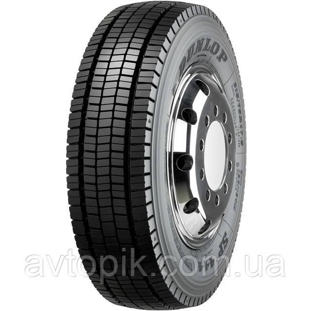 Вантажні шини Dunlop SP 444 (ведуча) 235/75 R17.5 132/130M