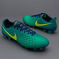 Бутсы футбольные муж. Nike Magista Opus II FG (арт. 843813-375), фото 1