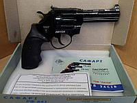 Револьвер под патрон Флобера Safari (Сафари) 441 М рукоять пластик
