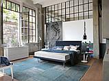 Итальянская кровать с тонким изголовьем Bravo фабрика Tomasella, фото 8