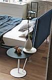 Итальянская кровать с тонким изголовьем Bravo фабрика Tomasella, фото 9