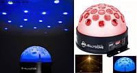 Эффекты для дискотеки American Audio Jelly Dome, светоустановки