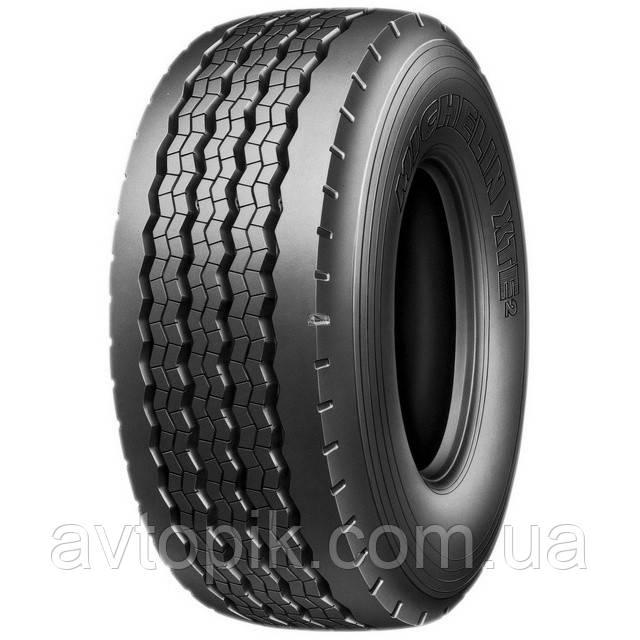 Вантажні шини Michelin XTE2 (причіп) 265/70 R19.5 143/141M
