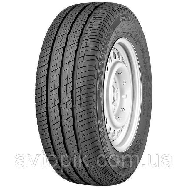 Летние шины Continental Vanco 2 205/70 R15C 106/104R