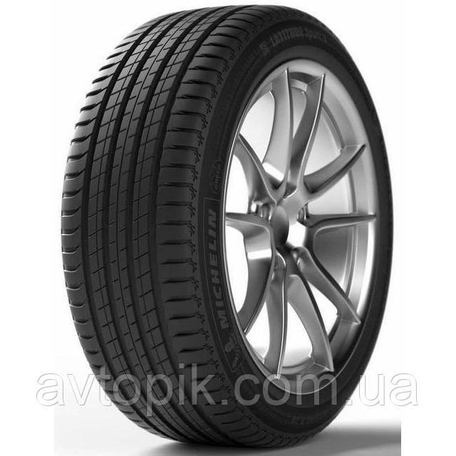 Летние шины Michelin Latitude Sport 3 255/50 ZR19 103Y