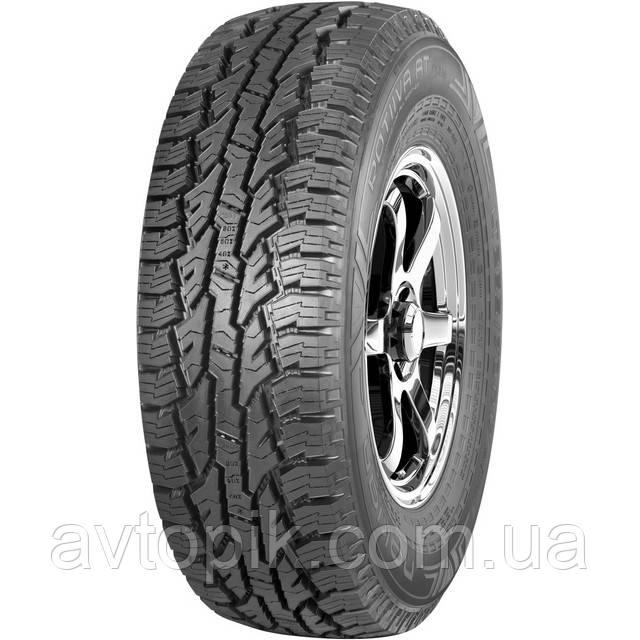 Всесезонные шины Nokian Rotiiva AT Plus 275/70 R18 125/122S