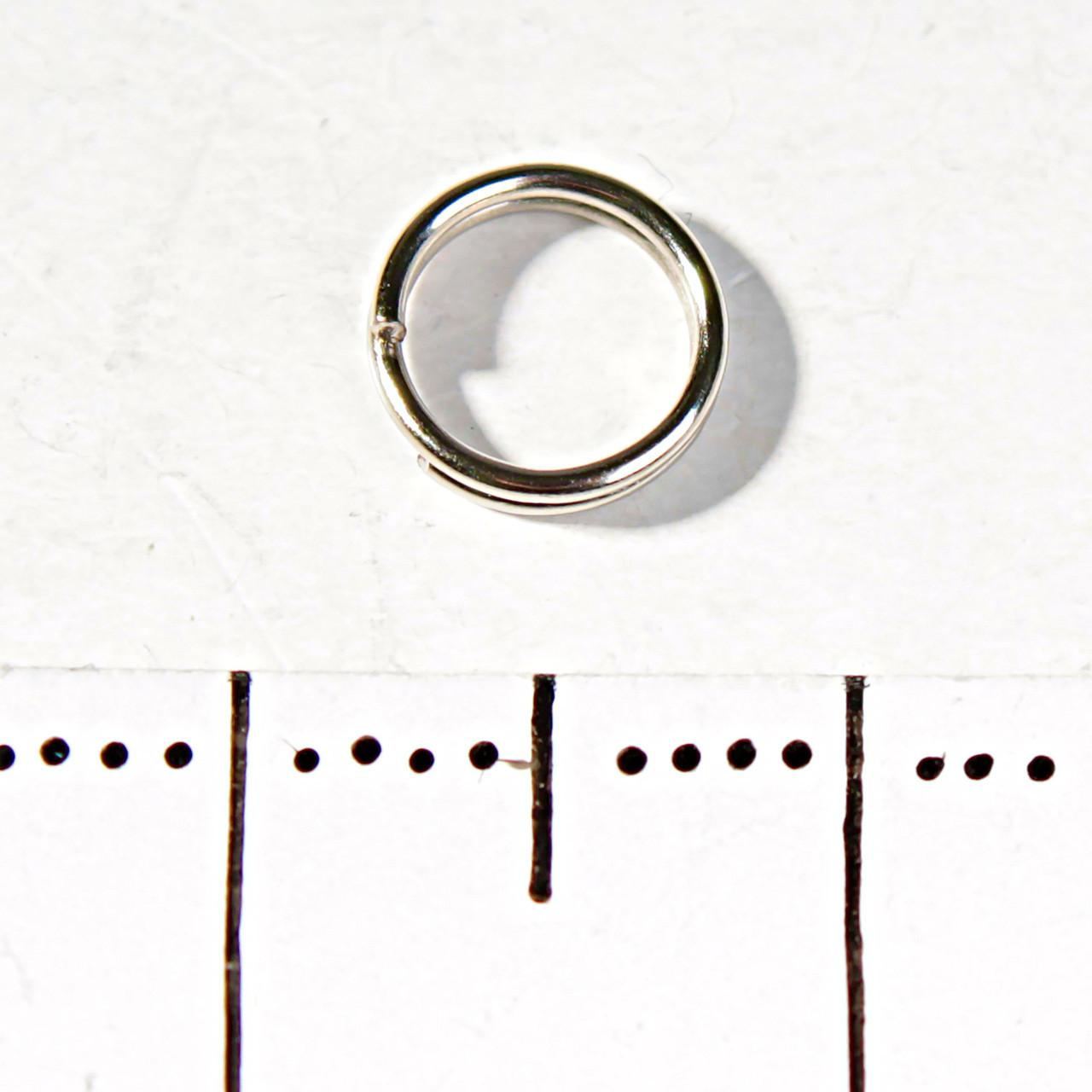 Фурнитура Кольцо заводное пружина 25 гр/уп d-6мм - ☆SOUVENIRS☆ - интернет магазин бижутерии, фурнитуры и украшений в Одессе