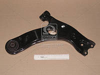 Рычаг подвески TOYOTA AURIS 06-12 LOWER L, CTR CQT-19L