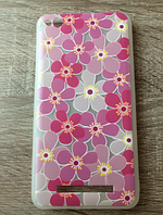 TPU чехол матовый soft touch color для Xiaomi Redmi 4a 19399