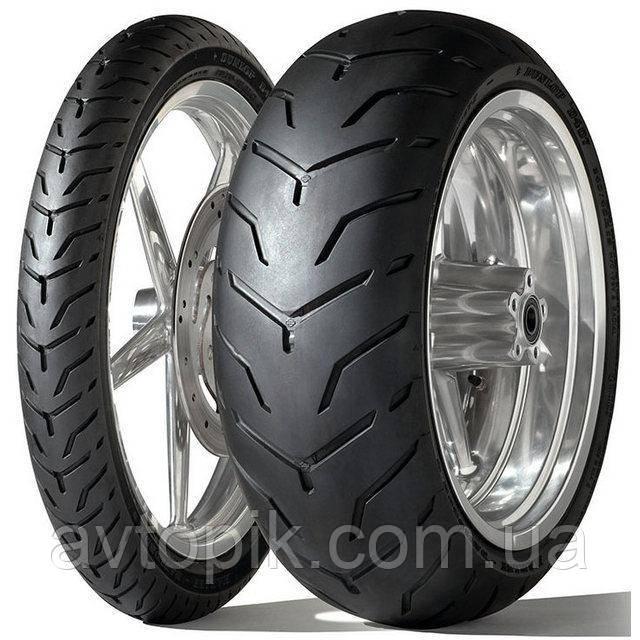Летние шины Dunlop D408 130/80 R17 65H